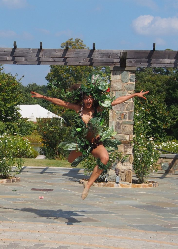 The Latin Ballet of Virginia will be presenting MISTICA: World Mythology Come to Life. All myths and legends are about nature, promoting love and respect for our planet. Experience the wonder and beauty of dance in the Garden's gorgeous, natural backdrop!