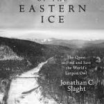 book cover of owls of the eastern ice