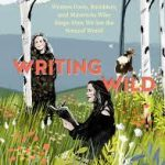book cover of writing wild