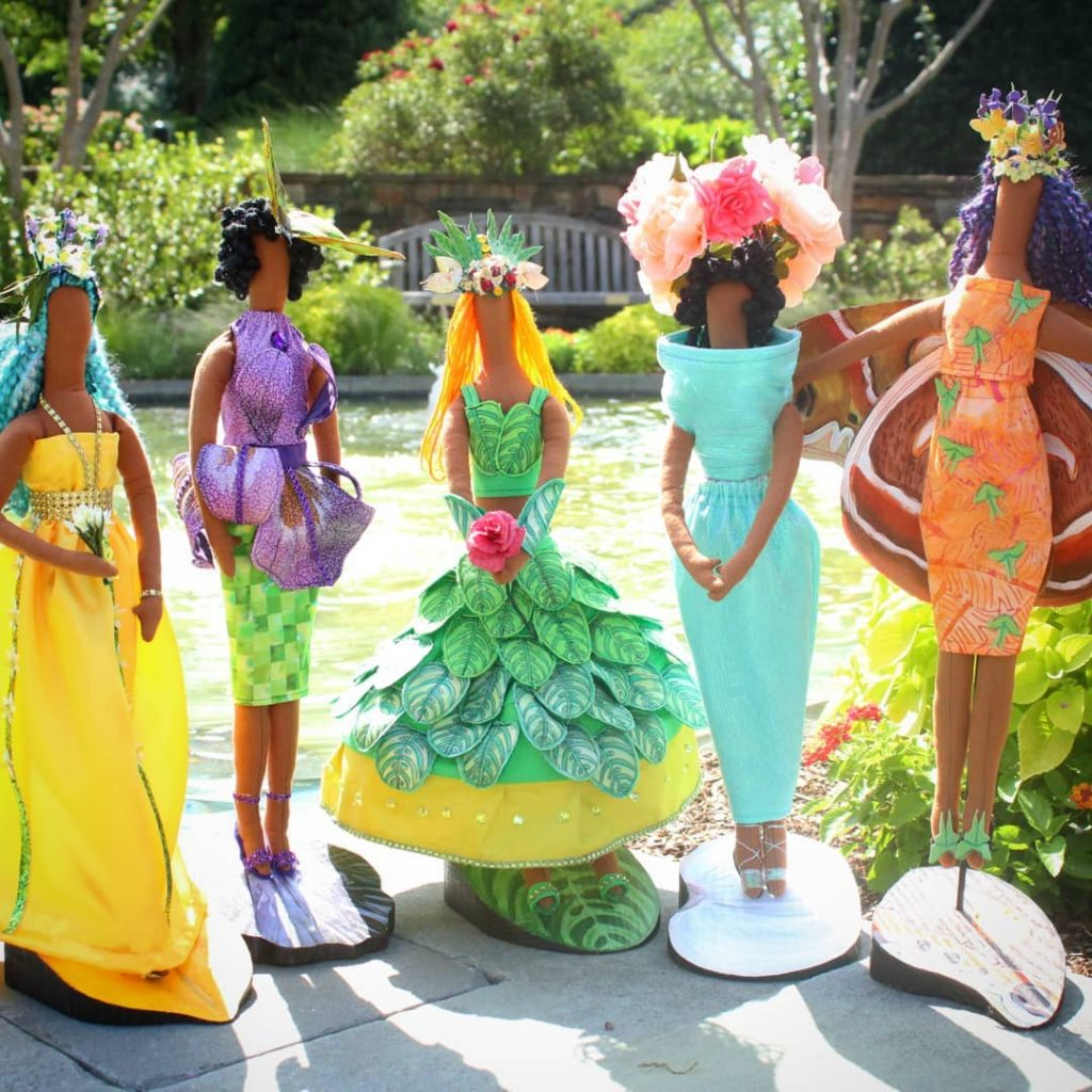 Unicia Butler art dolls